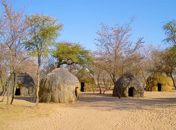 ghanzi trail blazers