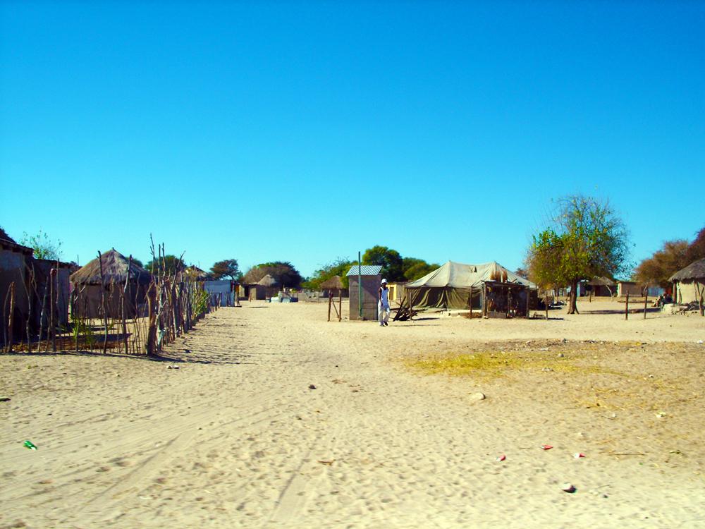 village botswanais