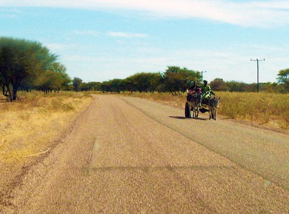 Transportation in Botswana