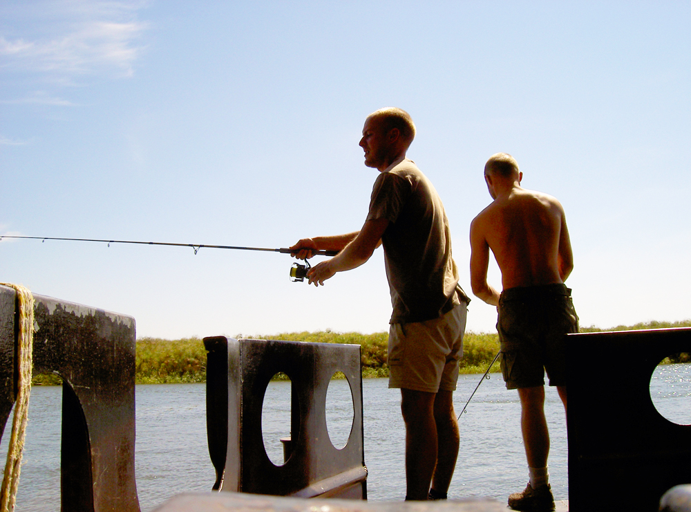 okavango fishing