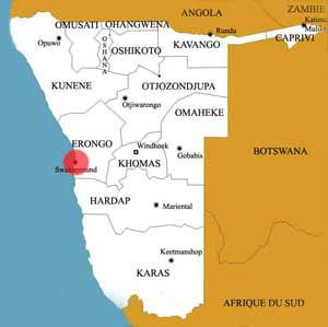 swakopmund location