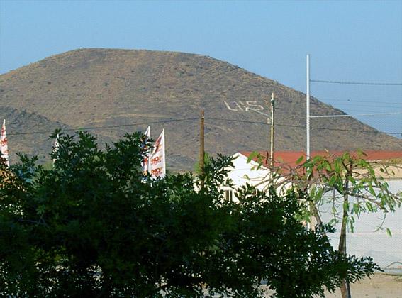 Uis village, Namibia
