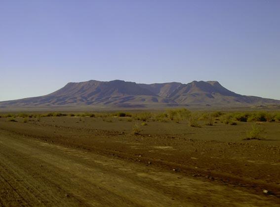 brukkaros namibia