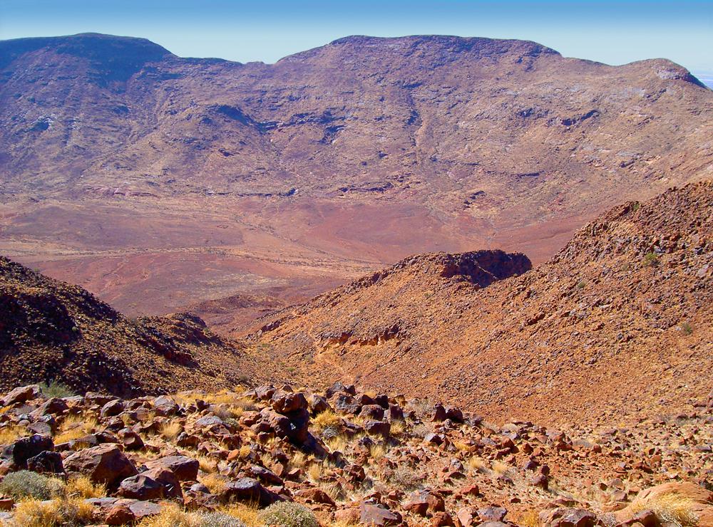 >Volcano's Crater