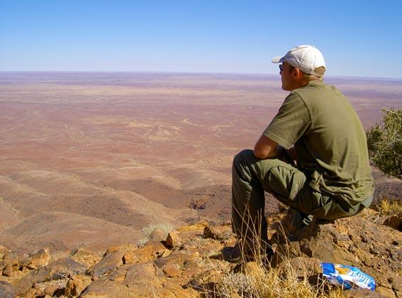 scenery namibia