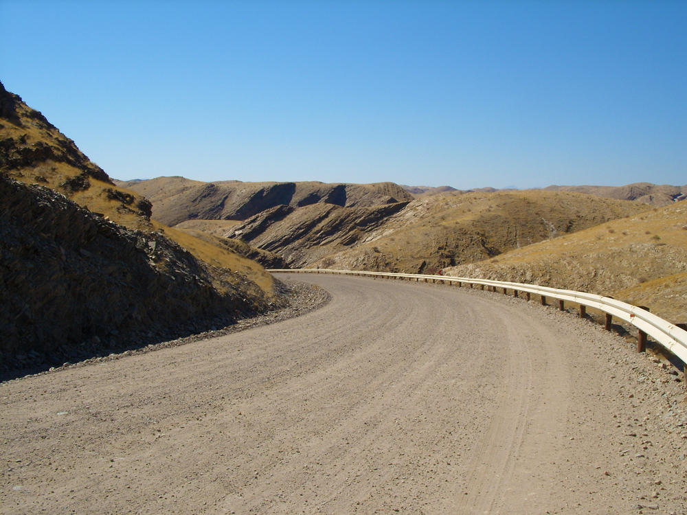 Kuiseb Canyon road