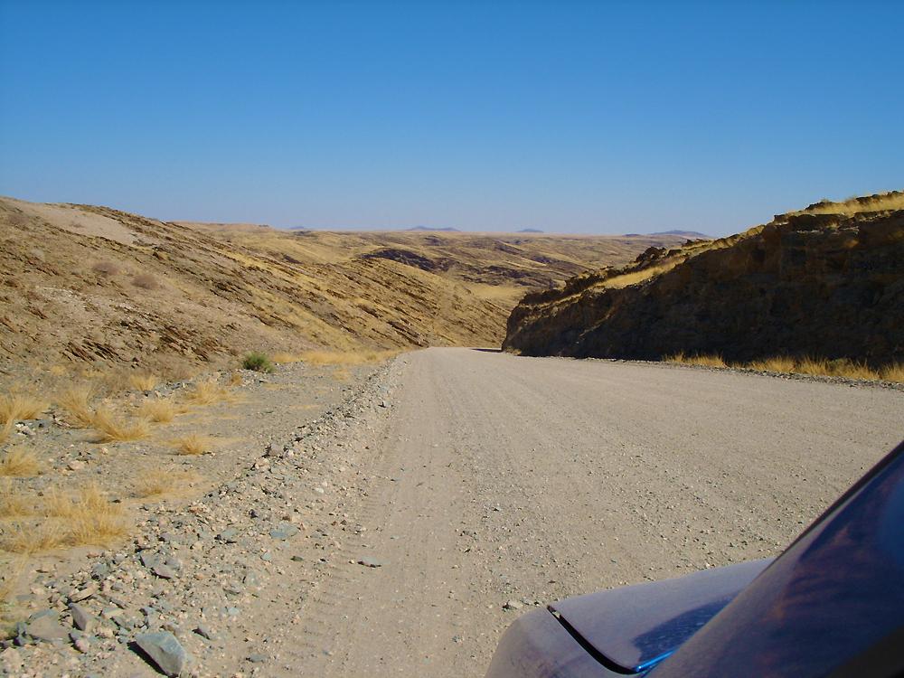 C14 : Kuiseb road