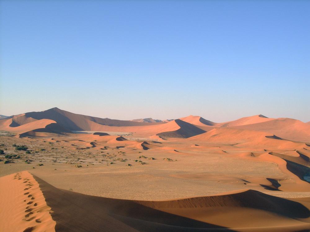 Desert of Namib