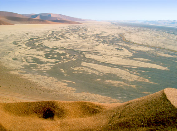 pan of sossusvlei