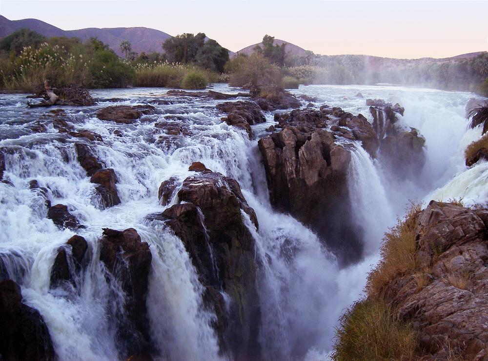 epupa falls - Main Falls