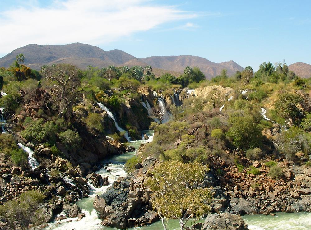 namibia' landscape