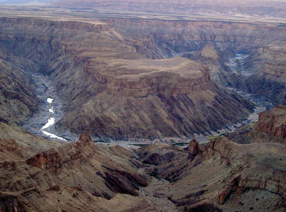 fish river canyon pictures of namibia