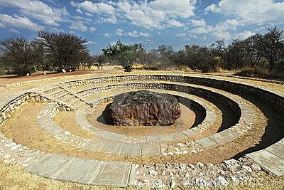 meteorite hoba