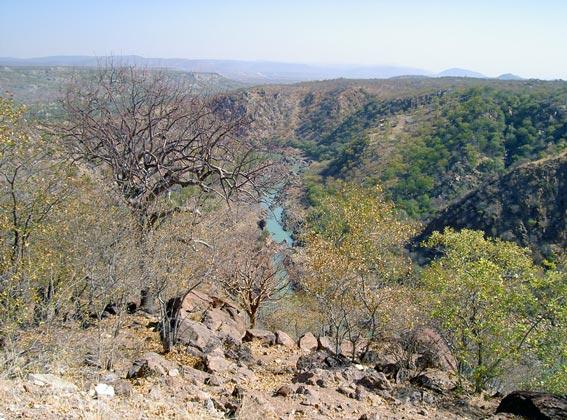 rivière kunene