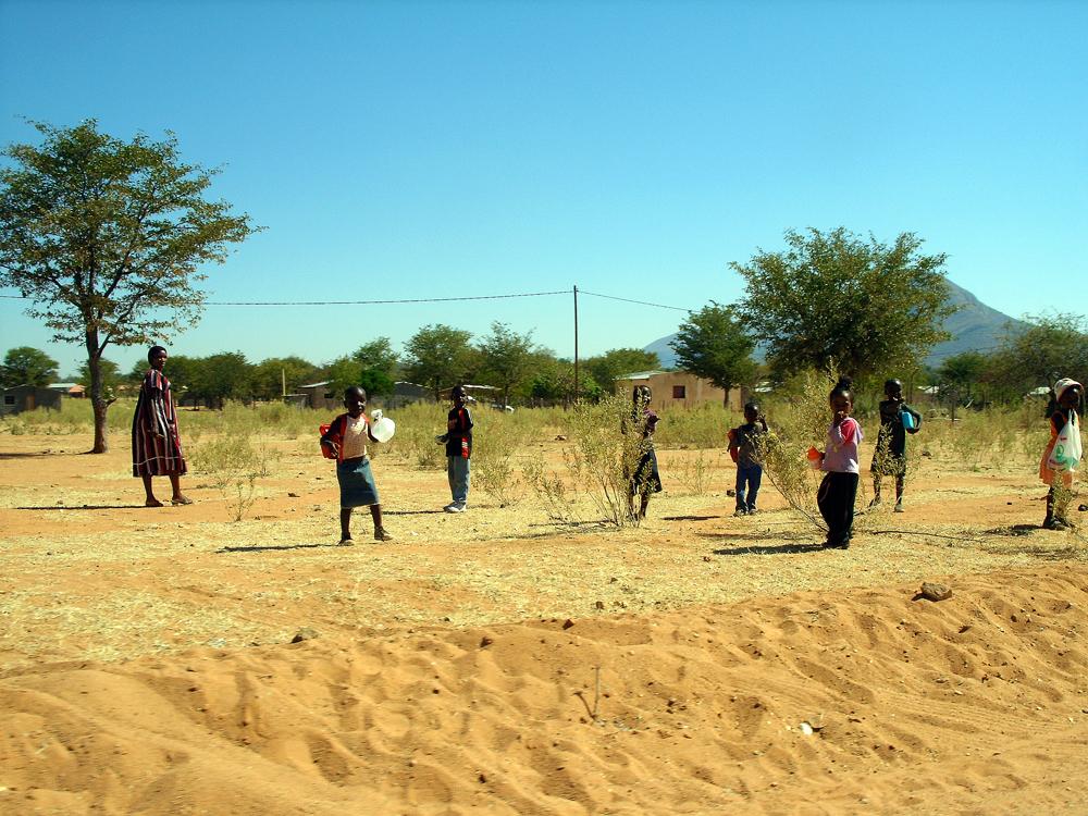 Namibian Children