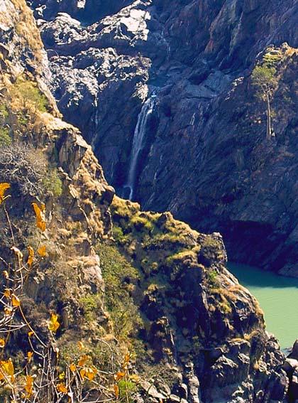 Rucana Falls