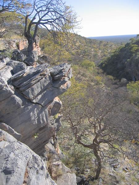mundulea nature reserve