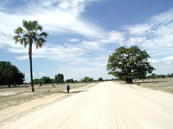 ohangwena road