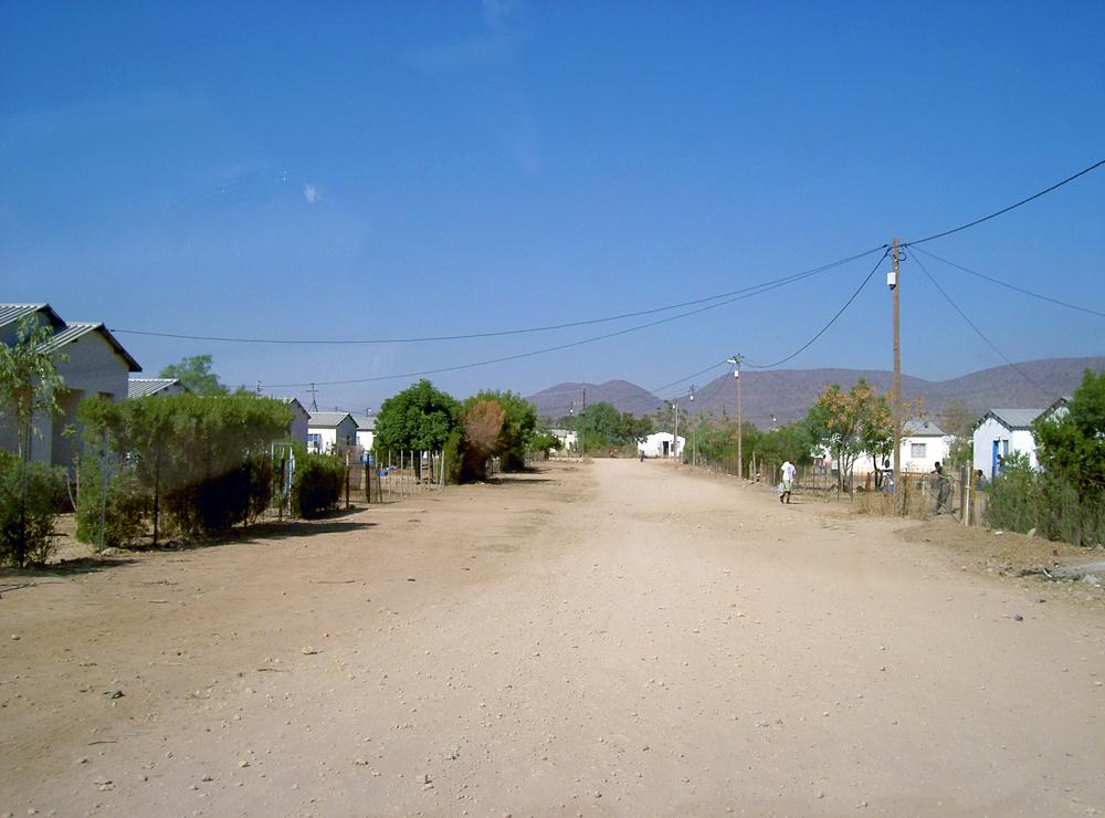opuwo, Capital of kaokoland