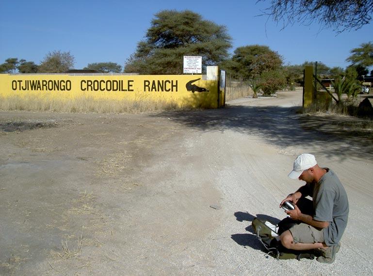 Otjiwarongo Crocodile Ranch