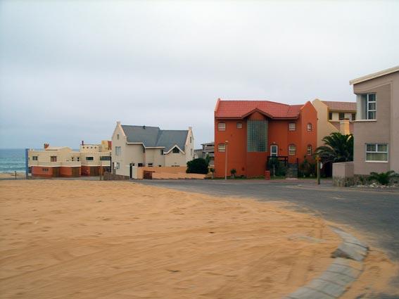 Walvis bay beach