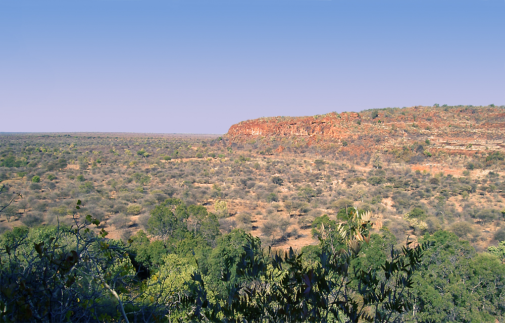 Waterberg plateau national park<