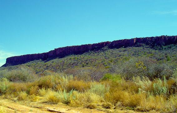namibia - waterberg plateau