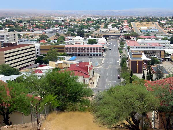 office de tourisme windhoek