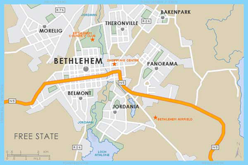 Bethlehem Travel Guide Accommodation Tourist information