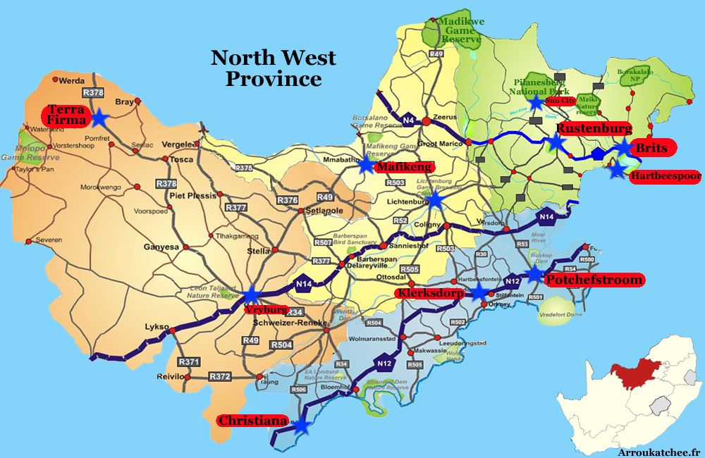 North West province