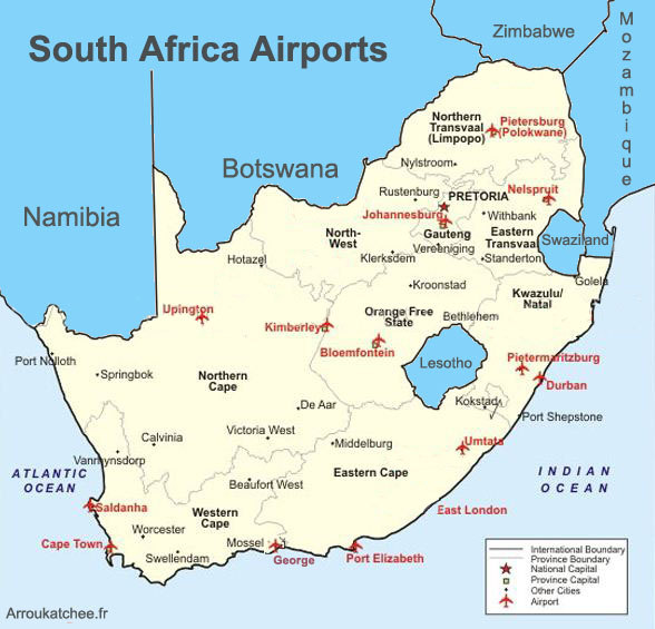 airport south africa