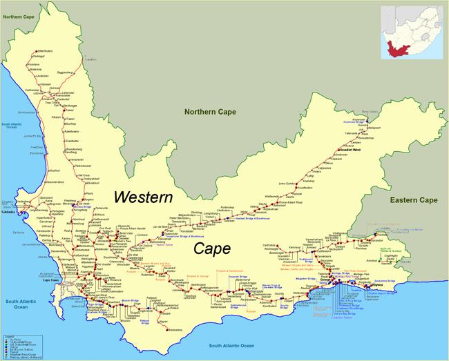 railway Western Cape