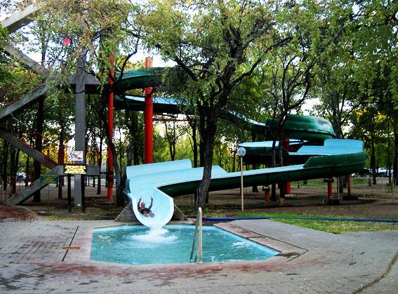 Eiland spa Eco Park