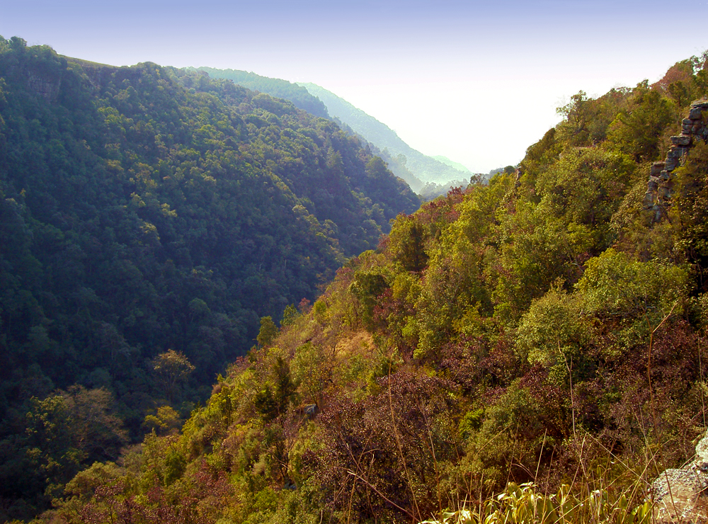 Scenery of Mac Mac Falls